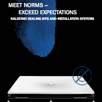 SEALING KITS AND INSTALLATION SYSTEMS